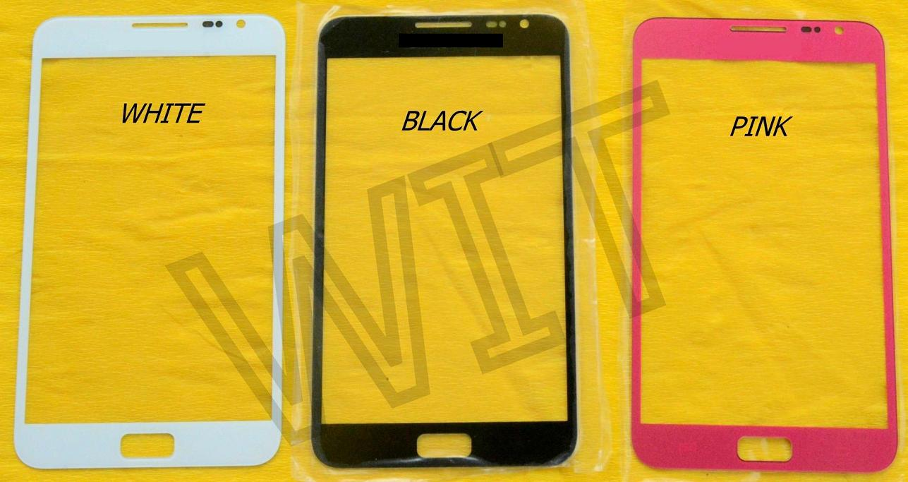Samsung Note i9220 N7000 Front Glass Lens Lcd Digitizer Touch Screen