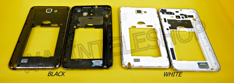 Samsung Note N7000 i9220 Middle Bezel Lcd Screen Frame Housing Cover