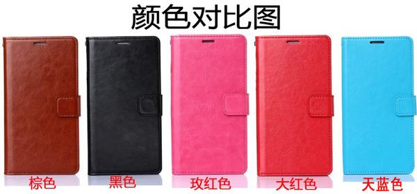 Samsung note2/note3/note4/note5 protective flip leather cover