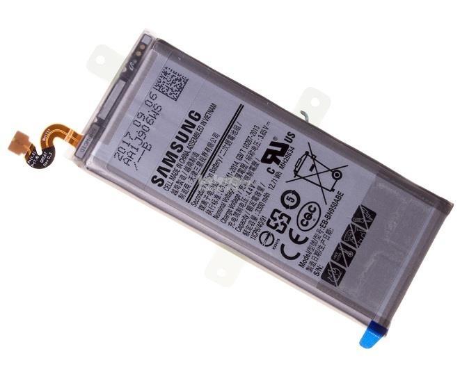 Battery Note Note8 Eb-bn950abe 3300mah Samsung N950 8 N950f