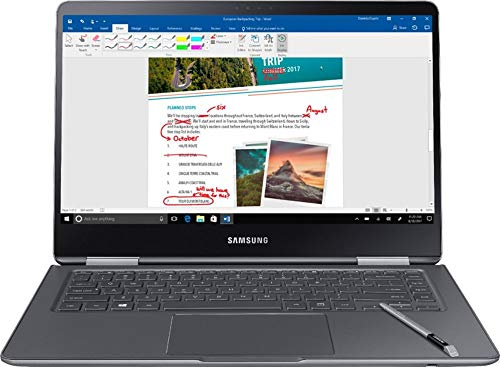 "Samsung Notebook 9 Pro NP940X5N-X01US 15 "" FHD 2-in-1 Touch Screen Laptop"