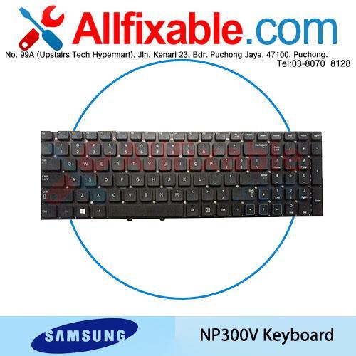 Samsung NP300E5A NP300V NP300V5A NP305V5A Keyboard