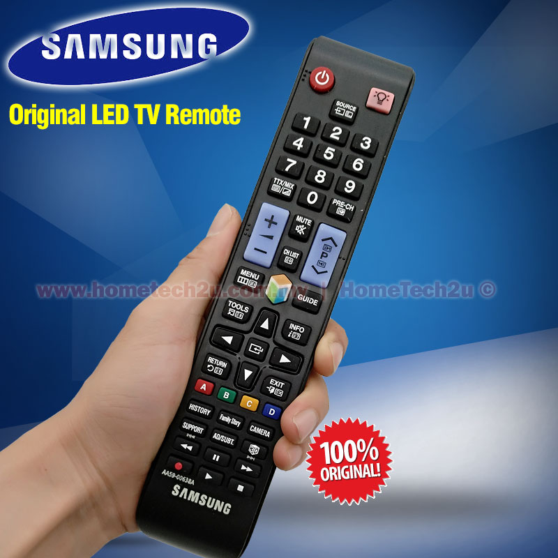 SAMSUNG ORIGINAL LCD LED SMART TV REMOTE CONTROL