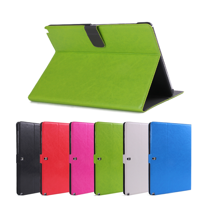 Samsung P900 P901 leather Note Pro 12.2 P905 Case Casing Cover