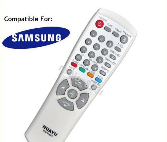 samsung tv remote 2017. samsung rca crt flat tv remote control replacement controller tv 2017