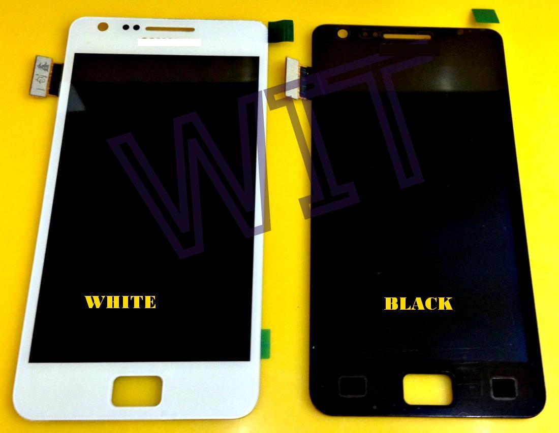 Samsung S2 i9100 i9100g LCD Display Glass Digitizer Touch Screen
