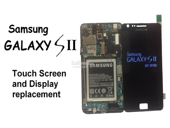 SAMSUNG S2 / S3 MINI / S4 MINI LCD DISPLAY