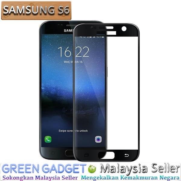 SAMSUNG S6 Screen Protector Tempered Glass (Dot Matrix)