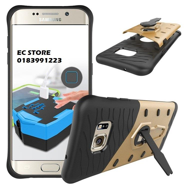 cheaper b7e45 5c6fe Samsung S7 Edge J5 J7 A5 A7 2016 360 Rotate Stand Armor Case Cover