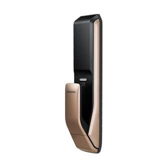 SAMSUNG SHP DP728 (Gold) Push Pull Fingerprint Digital Door Lock SSDL