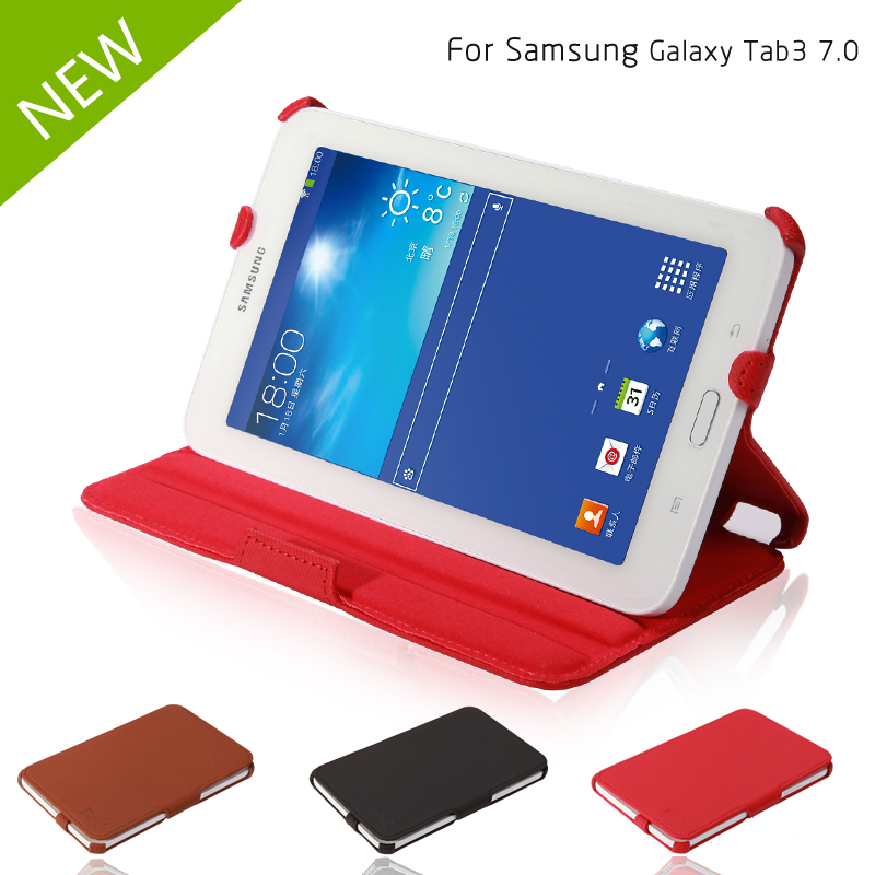 Samsung sm-t110 T111GALAXY Tab3 LiteT110 leather7 Case Casing Cover