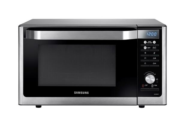 Samsung Smart Oven 32 Litres Stainless Steel Microwave Mc32f606tct