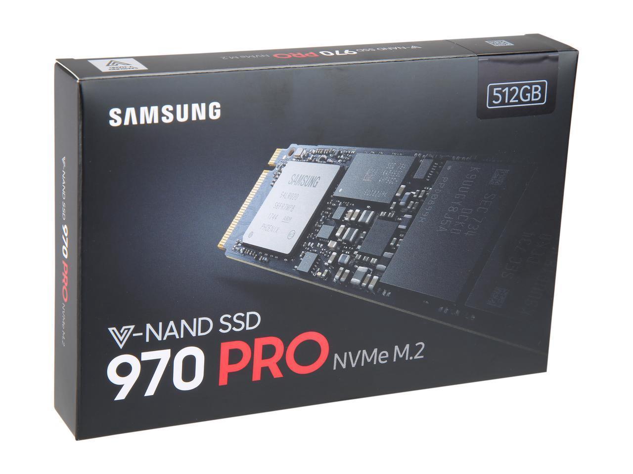 Image result for 5- Samsung SSD 970 Pro: