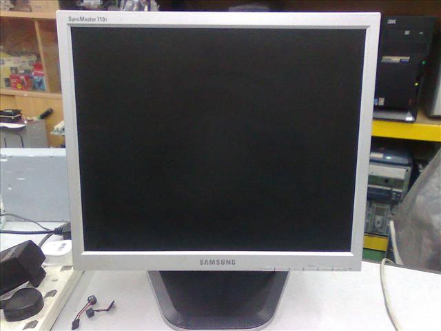how to open a samsung p2250 monitor