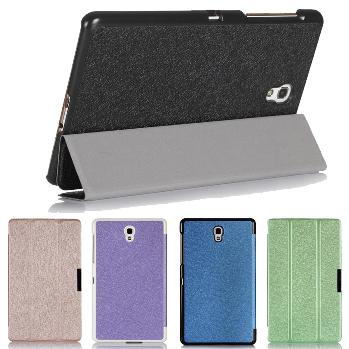 Samsung Tab S 8.4 leather T705C Smart Sleep T700 Case Casing Cover