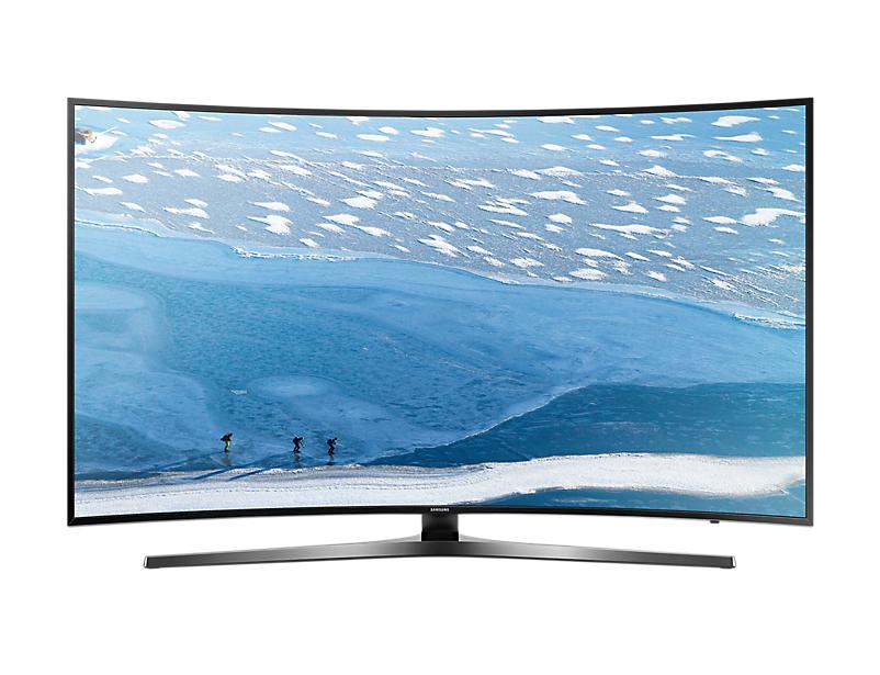 SAMSUNG UHD 4K CURVED SMART LED TV (end 5/18/2018 12:11 PM)