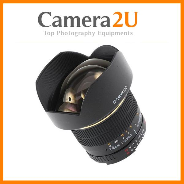 Samyang 14mm F/2.8 IF ED UMC For Sony A