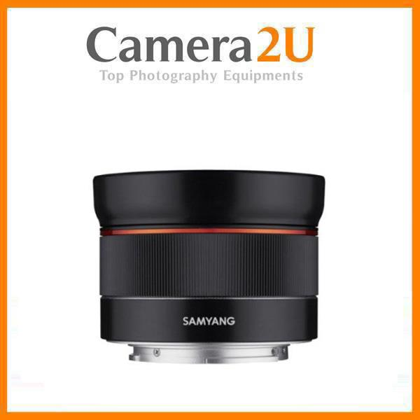 Samyang AF 24mm f/2.8 FE Lens for Sony E Mount (MSIA)