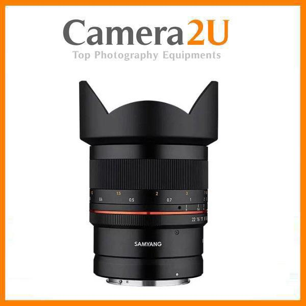 Samyang MF 14mm F2.8 RF Lens for EOS R / RP Camera
