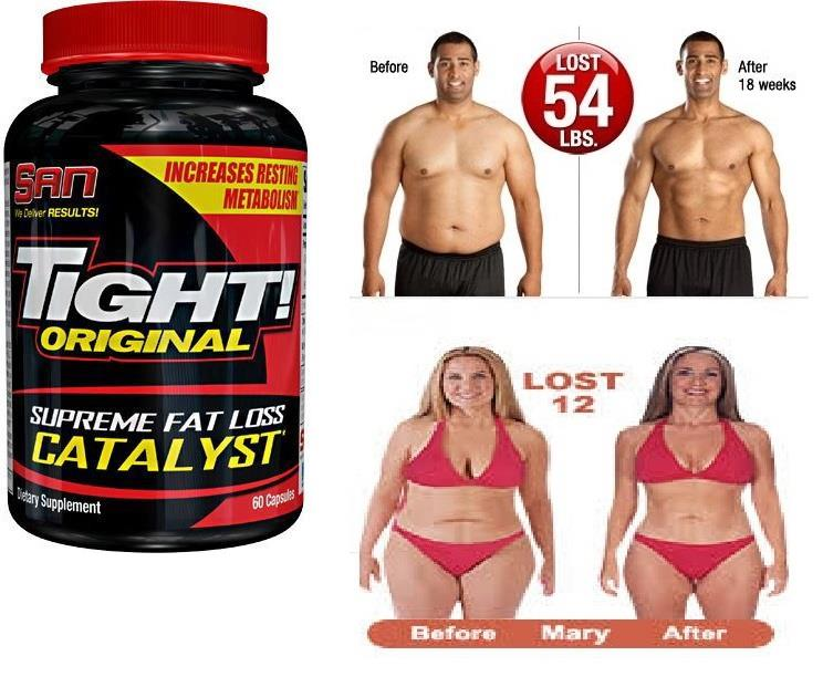 SAN Tight Super Fat Burner (Bakar Lemak+Green Coffee) 60Caps rm100