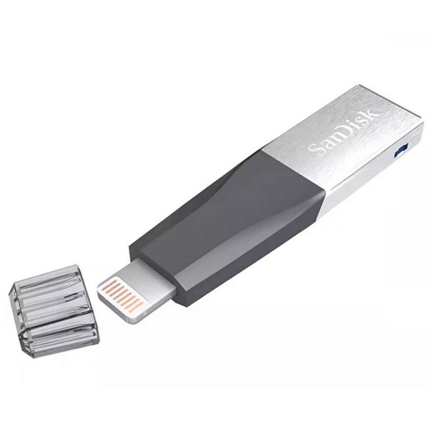 Sandisk 16GB Ixpand Mini Flash Drive For Your Iphone - SDIX40N-016G-GN6NN