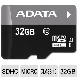 SANDISK ADATA 32GB Micro SD Card Class 10 C10 Memory Card