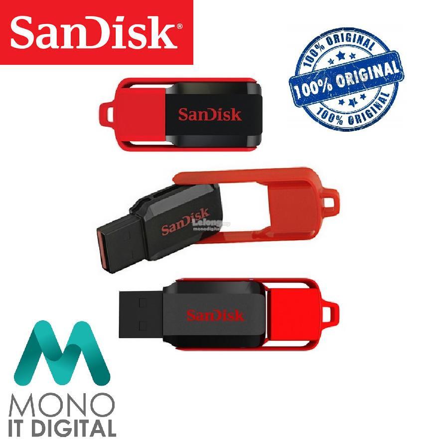 SANDISK FLASH DISK CRUZER BLADE 16 GB GRATIS OTG ADAPTER ANDROID ROBOT BIRU ✓. Home