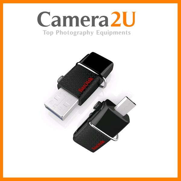 SanDisk Ultra 64GB Dual USB Drive 3.0 OTG For Android Smartphones Tabl