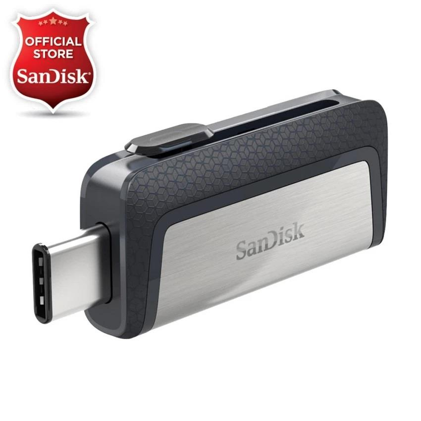 SanDisk Ultra Dual 32GB 150MB/s OTG Type-C USB 3.0 Flash Drive