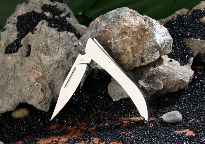 Sanrenmu C142 Stainless Steel Folding Knife/Knives