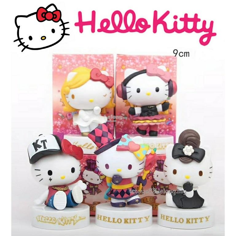 Brand New Sanrio 40th Hello Kitty /& Friends Party Gift Collection Figures Gift