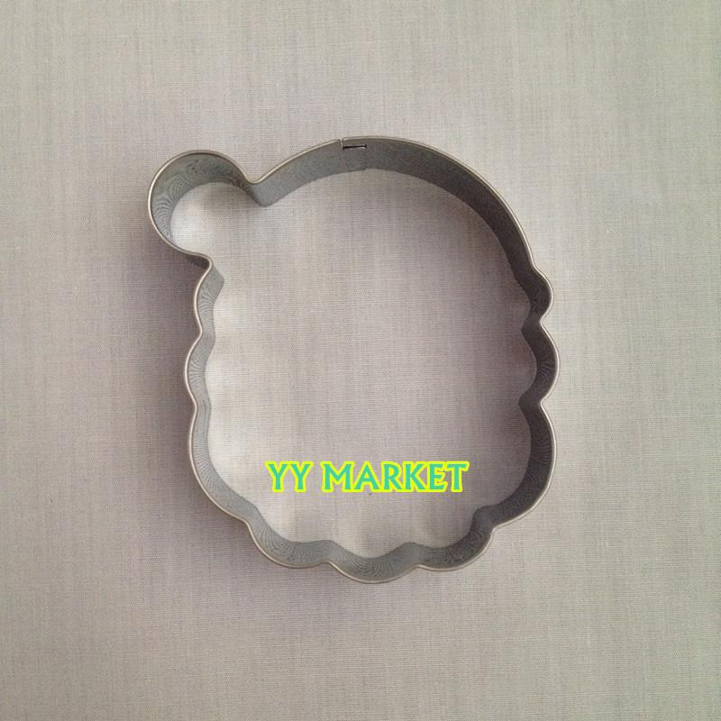 Santa Claus Cookies Cutter Cookies Mould