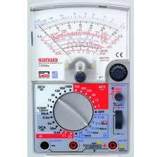 Sanwa CX506a Analog Multimeter