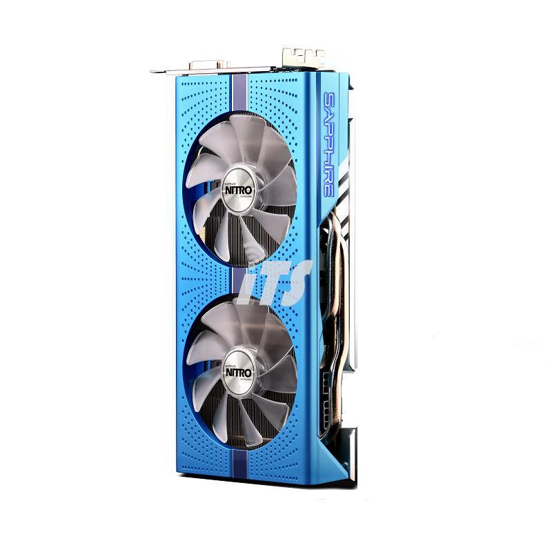SAPPHIRE NITRO+ Radeon RX 580 8GB DDR5 Dual