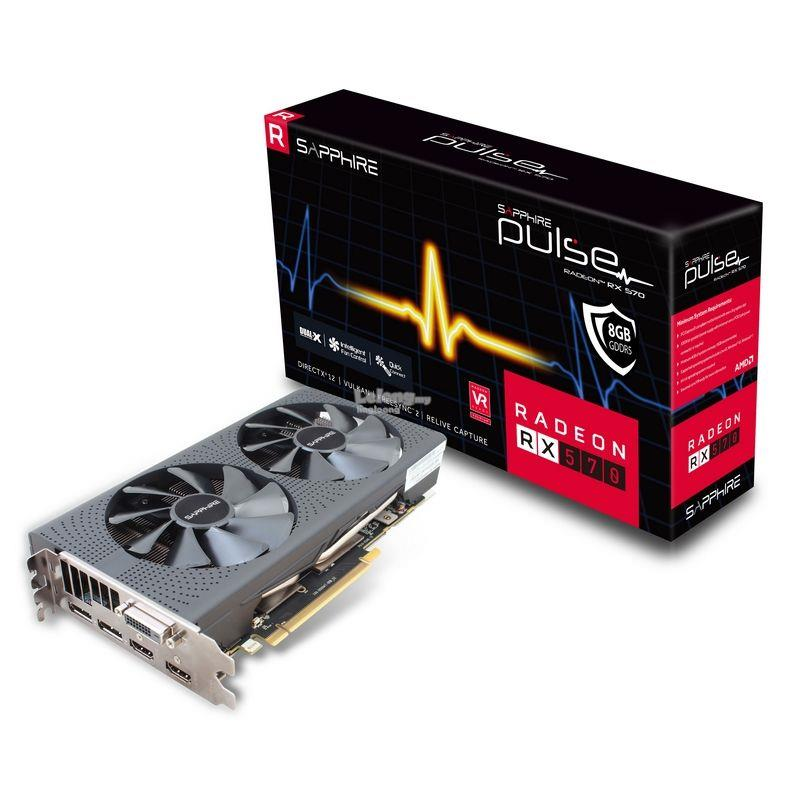 gb 570 Amd's radeon rx 570 is superior to nvidia's $200 geforce gtx 1060, but a minuscule upgrade over the rx 470.