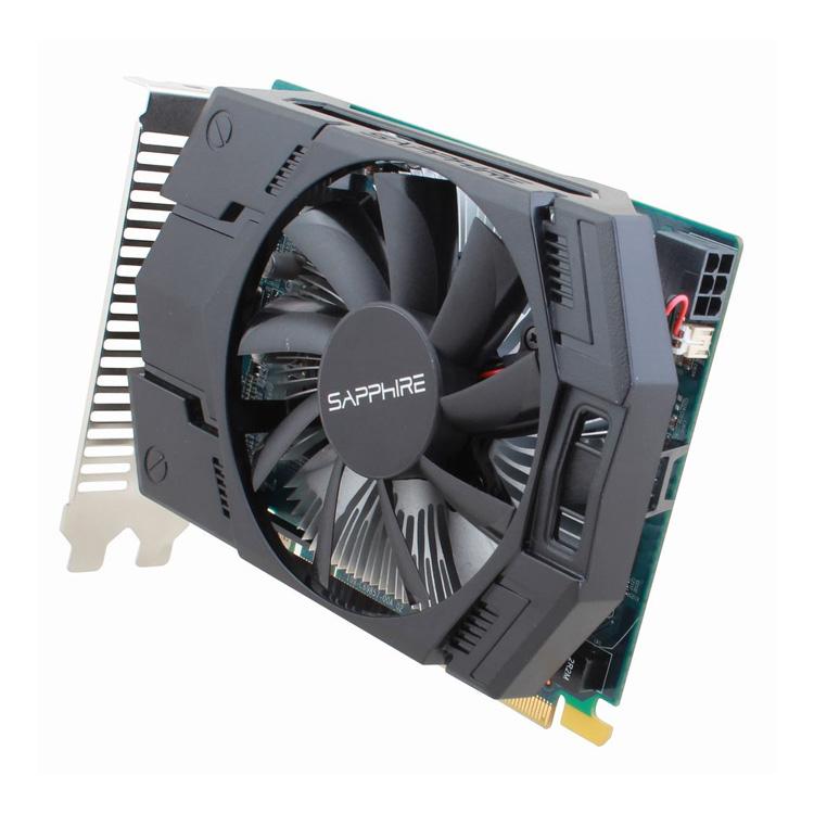Sapphire Radeon R7 250 1GB GDDR5 Eyefinity Edition Graphic Card