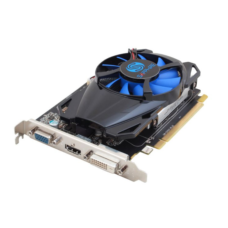 Sapphire Radeon R7 250 2GB 512 Stream Processors Edition Graphic Card
