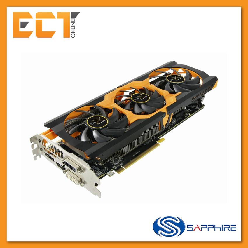 Sapphire Toxic R9 280X 3GB GDDR5 PCI-E Graphic Card