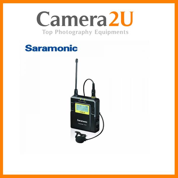 Saramonic TX10 Wireless Microphone Transmitter with Lavalier Mic
