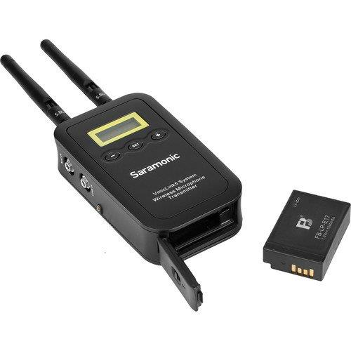Saramonic VmicLink5 3 Transmitter + 1 Receiver Wireless Microphone