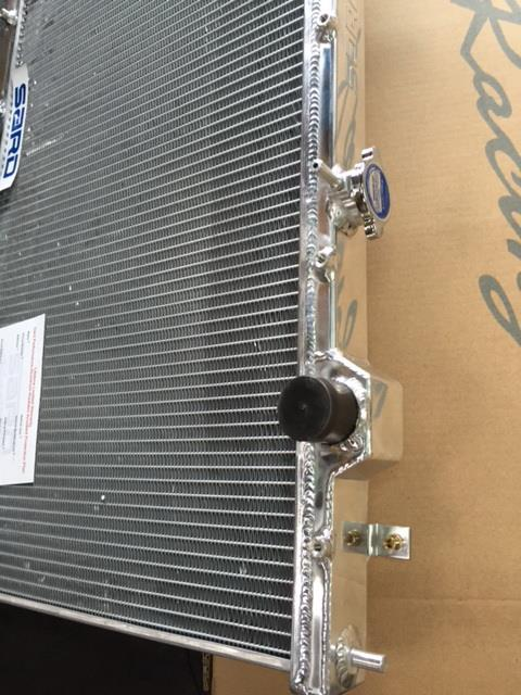 SARD Aluminium Radiator Campro - AT