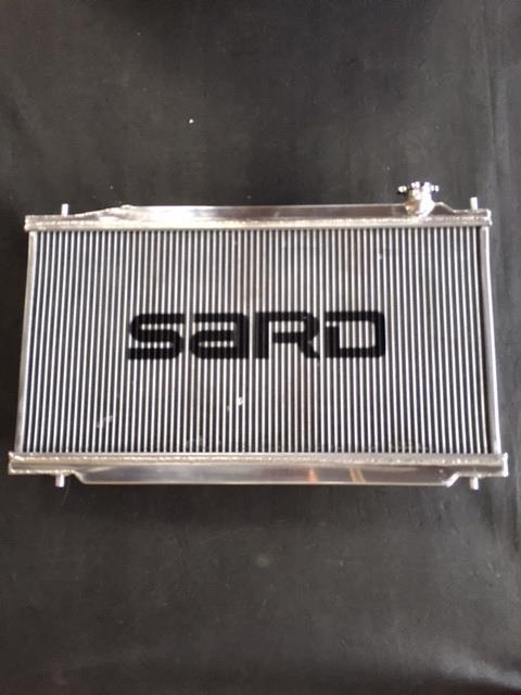 SARD Aluminium Radiator Honda Jazz GE/GM 1.4/1.5 08''-14'' CITY 09' MT