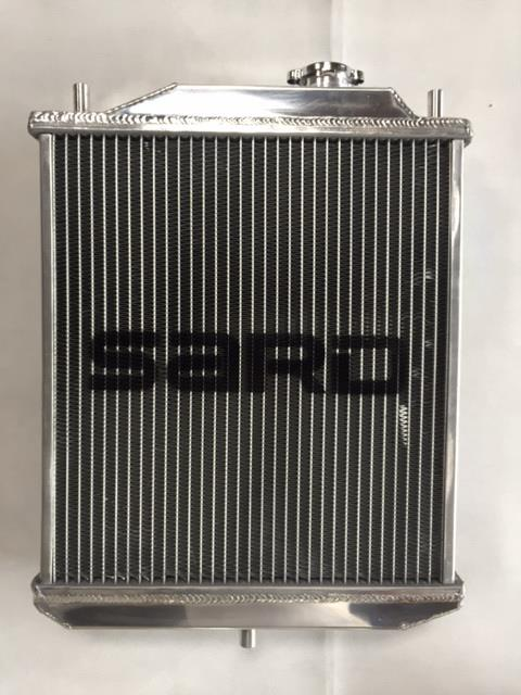 SARD Aluminium Radiator Kancil 660/850 & L2  AT -3 rows