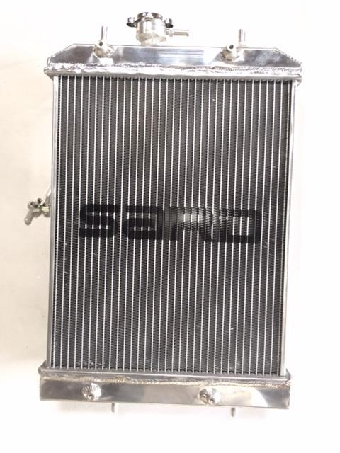SARD Aluminium Radiator Perodua Viva Turbo  AT - 3row