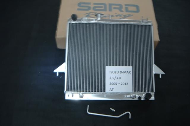 Sard radiator Izusu D-max 2.5/3.0 2005~2012 - AT