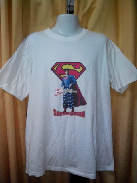 SARONGMAN T-SHIRT