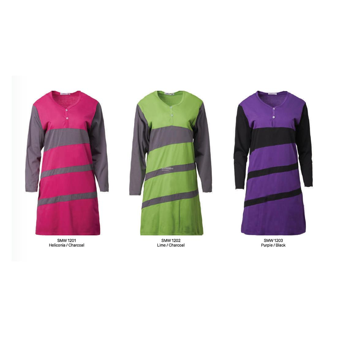 Sarra Umnia Muslimah Wear Collection SMW1200