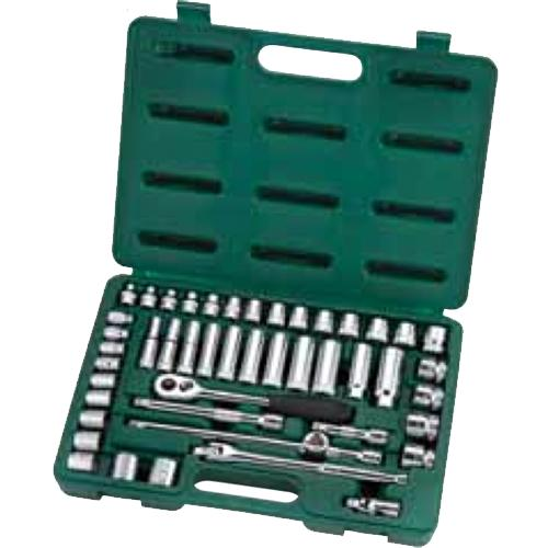 "SATA 09016 47PCS 3/8"" SOCKET SET ID227742"