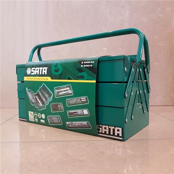 Sata 95104A-70 12PT Cantilevel Tool Chest Set ID31011