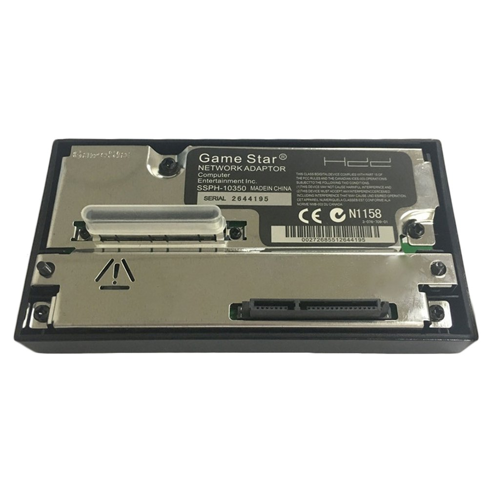 Sata Network Adaptor Interface End 1 18 2019 625 Pm Hardisk Hdd 25 80gb Hard Disk Adapter For Sony Ps2